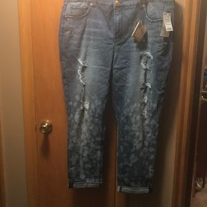 Melissa McCarthy Seven Jeans NWT size 24